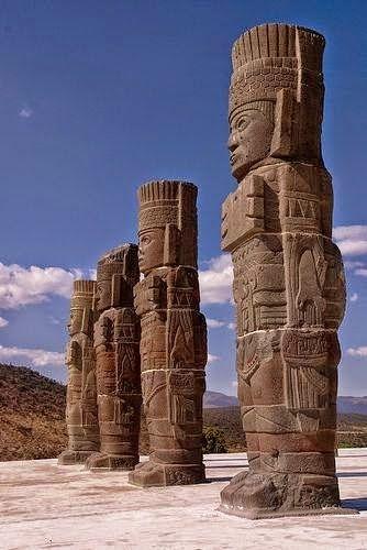 caracteristicas de la cultura tolteca 5
