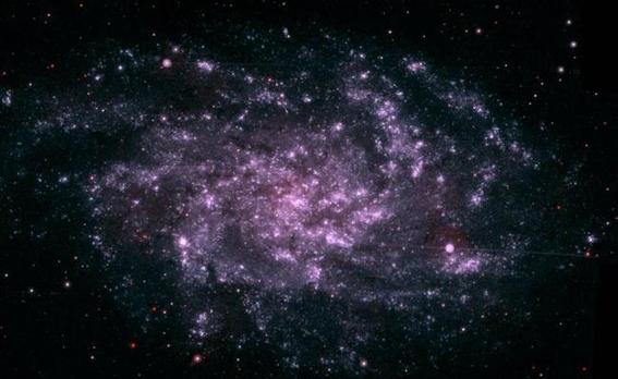telescopio alma estudia galaxia monstruosa 1