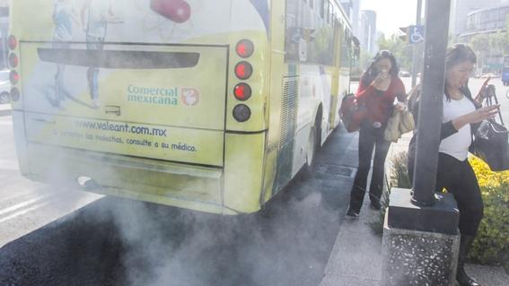 contaminacion cdmx comision nacional de los derechos humanos 2