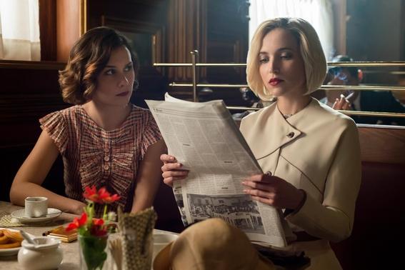 teorias sobre la tercera temporada de las chicas del cable 6