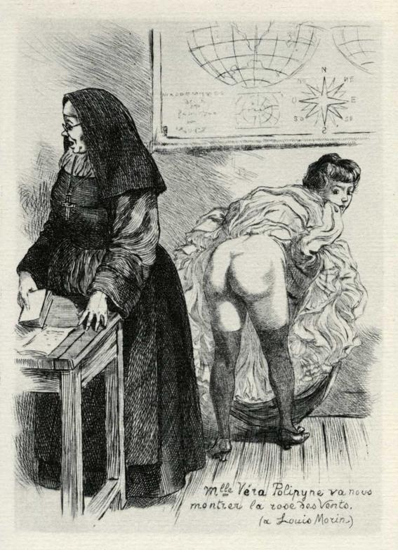 ilustraciones eroticas del siglo xx que la iglesia catolica oculto 17