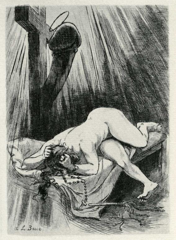 ilustraciones eroticas del siglo xx que la iglesia catolica oculto 18