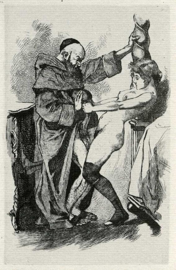 ilustraciones eroticas del siglo xx que la iglesia catolica oculto 19