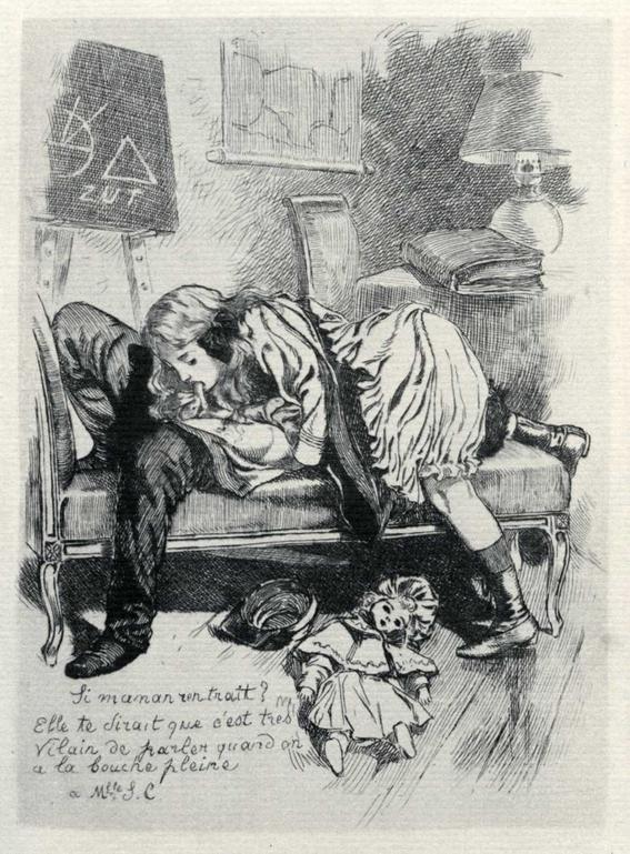ilustraciones eroticas del siglo xx que la iglesia catolica oculto 11