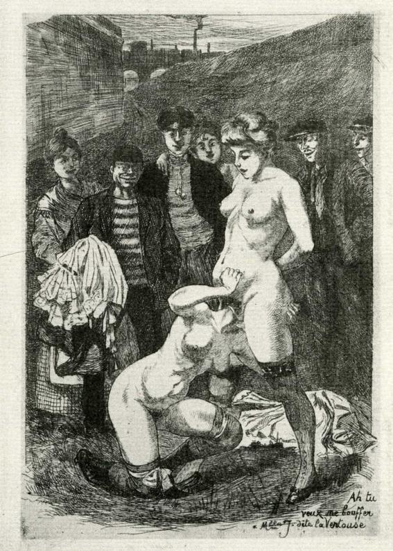 ilustraciones eroticas del siglo xx que la iglesia catolica oculto 4
