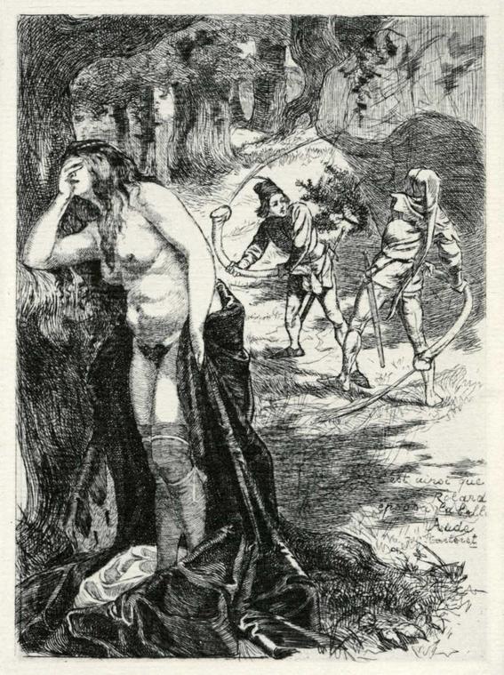 ilustraciones eroticas del siglo xx que la iglesia catolica oculto 12