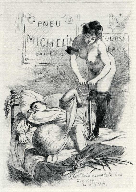 ilustraciones eroticas del siglo xx que la iglesia catolica oculto 20