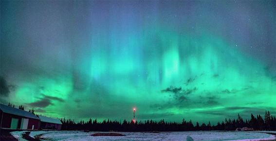 auroras boreales de saturno 2