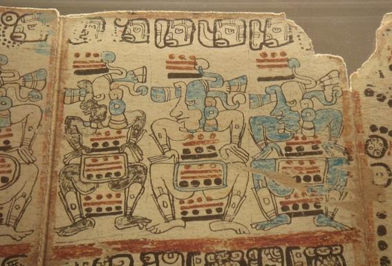 codice maya es el manuscrito mas antiguo de america 3