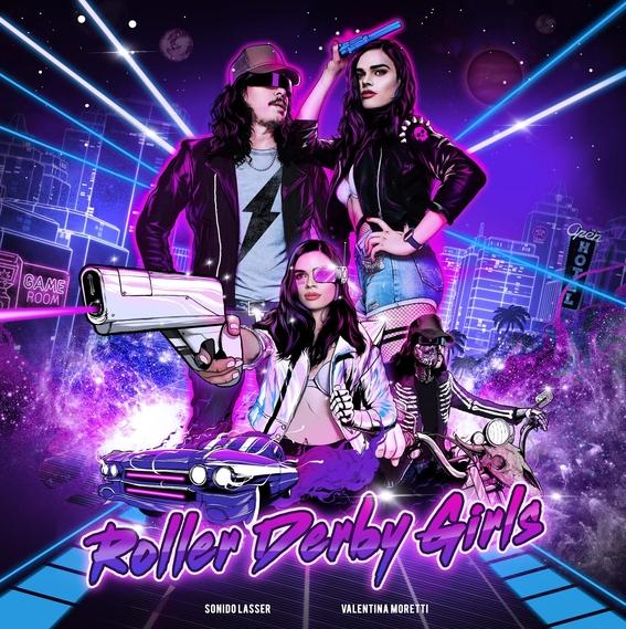 roller derby girls cancion de valerntina moretti 2