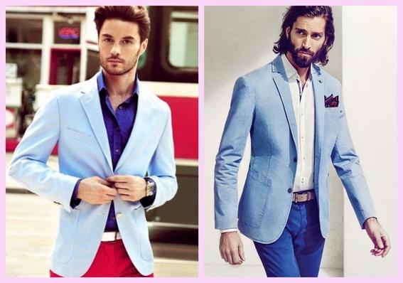 formas de usar un blazer si eres hombre 2