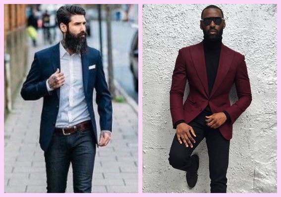 formas de usar un blazer si eres hombre 6