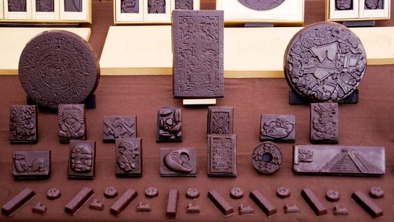 chocolate mexicano conquista asia y europa 1