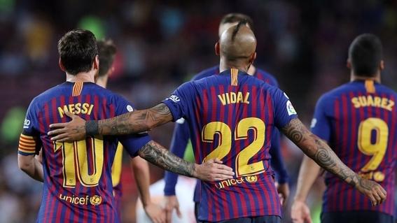 barcelona golea a huesca 82 con golazo de messi 1