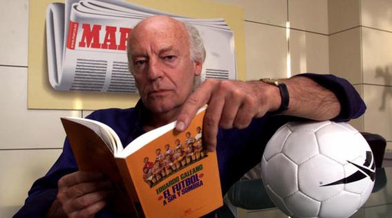 eduardo galeano y su relacion con el futbol 1