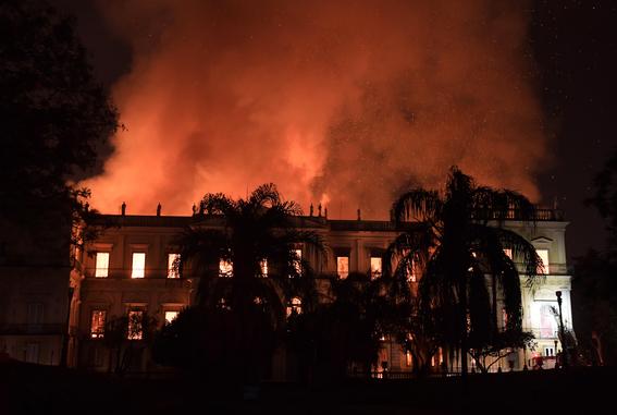 falta de presion incendio en brasil 2