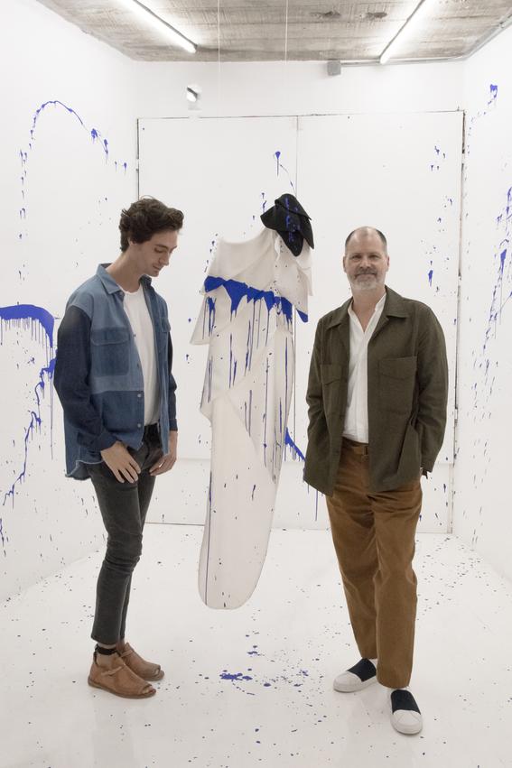 colaboracion kris goyri aldo chaparro moda arte 1