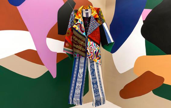 colaboracion kris goyri aldo chaparro moda arte 2