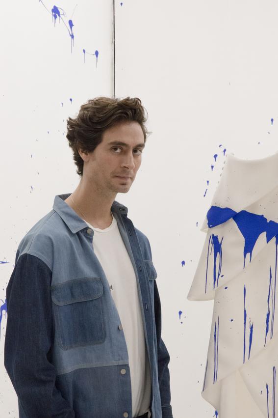 colaboracion kris goyri aldo chaparro moda arte 7