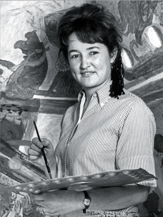 mujeres muralistas mexico 3