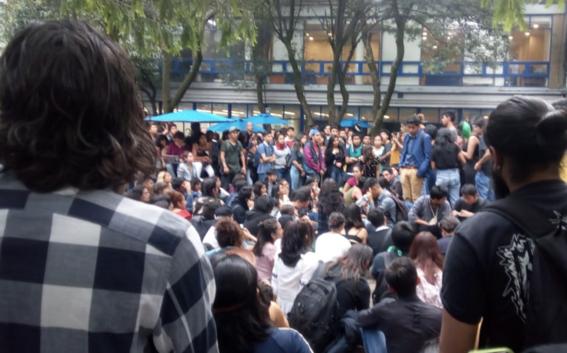 unam denunciara a porros que golpearon alumnos de cch azcapotzalco 2