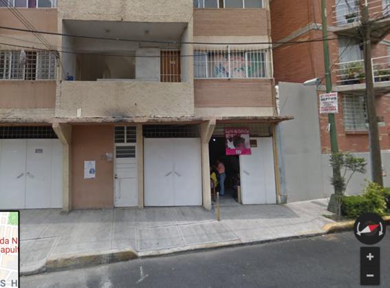 trabajar en la calle tras el sismo 2