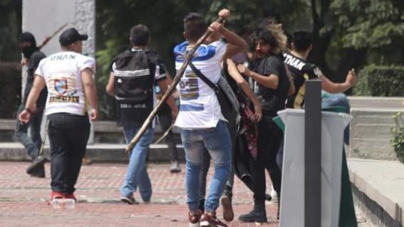 alumnos unam llaman a paro por rina en ciudad universitaria 1