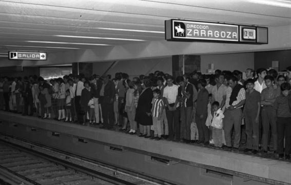 cuando se inauguro el stc metro 2