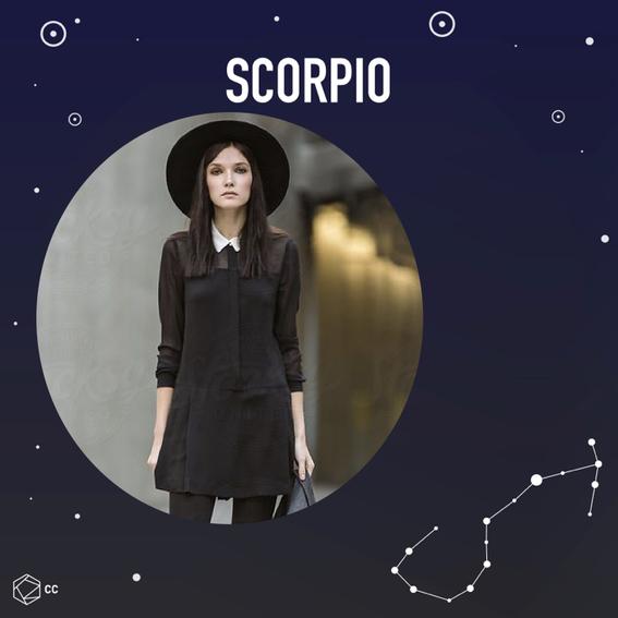 zodiac signs colors 8