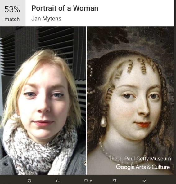 aplicacion google arts and culture te dice a que obra te pareces 2