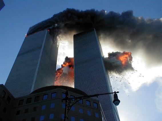 video en alta definicion del atentado del 11 de septiembre 2