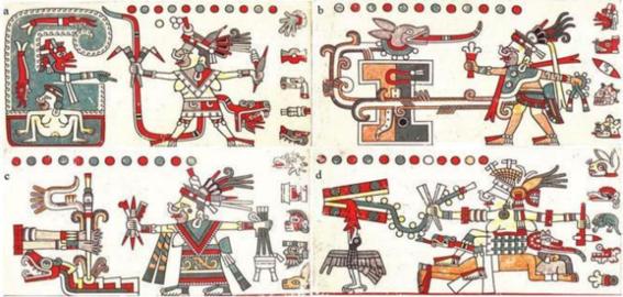 enfermedades venereas los dioses castigaban mexicas por no venerar 2