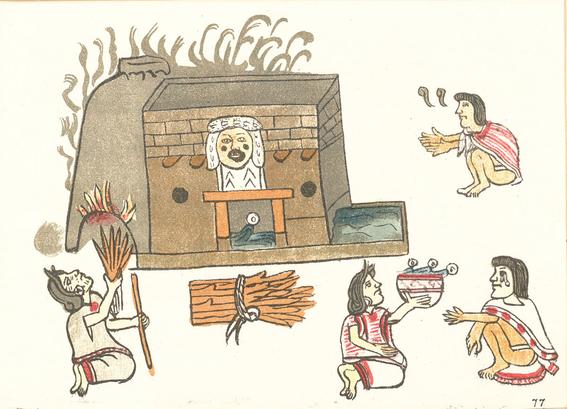 enfermedades venereas los dioses castigaban mexicas por no venerar 3