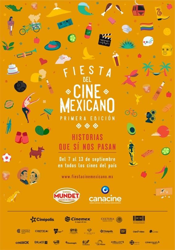 cine por 20 pesos para ver peliculas en la fiesta del cine mexicano 1