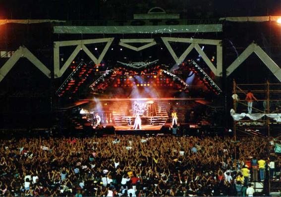 la verdadera historia detras del concierto de queen en mexico 6