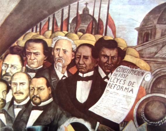 que son las leyes de reforma en mexico 1