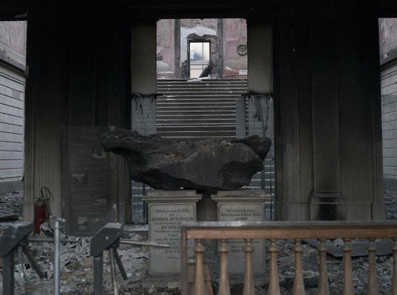 incendio en el museo nacional de brasil 1
