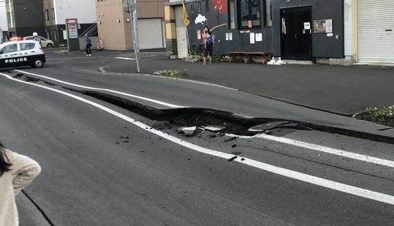 sismo de 67 grados en japon hokkaido 1