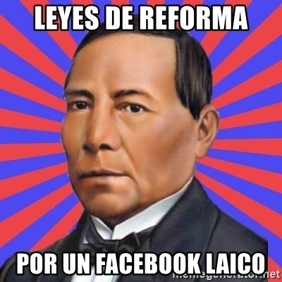 que son las leyes de reforma en mexico 2