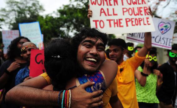 despenalizacion de la homosexualidad en india 1