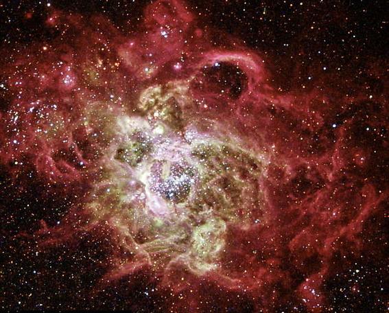 vientos galacticos regulan el nacimiento de las estrellas 4
