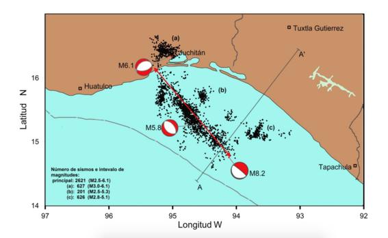 terremoto del 7 de septiembre magnitud 82 en chiapas 1