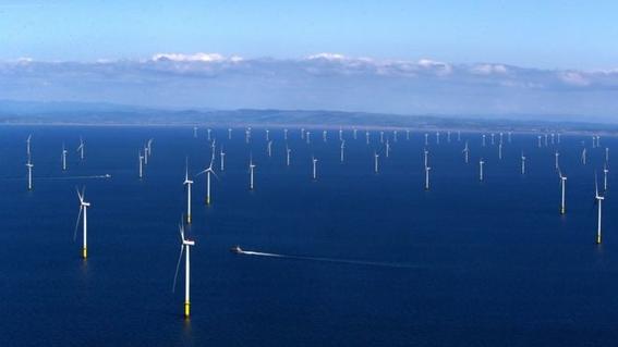 walney extension el parque eolico marino mas grande del mundo 1