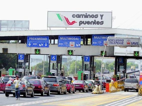 casetas de carreteras en mexico aumentan costos 1