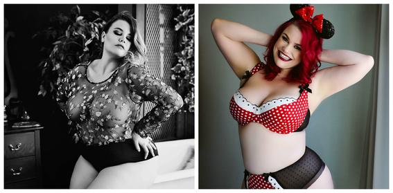 fotos de famosas con curvas 9