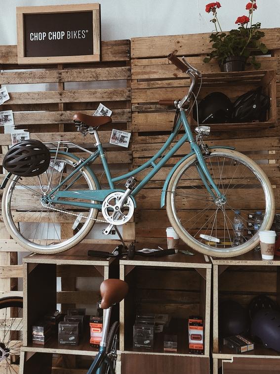 bicicletas chop chop en el bazar zenith 4