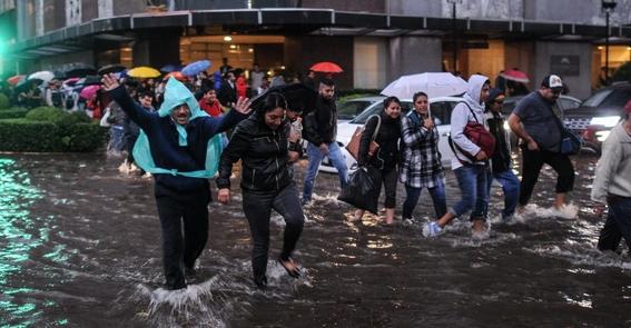 lunes seguiran las fuertes lluvias en el pais 2