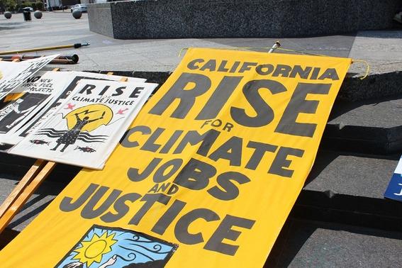 rise for climate manifestacion planetaria contra el cambio climatico 3