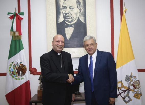 papa francisco si participara en pacificacion de mexico 3