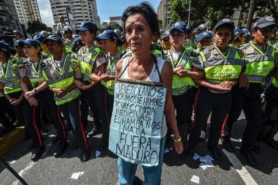 gobierno de venezuela asegura que no hay crisis 1
